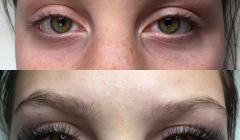 Hybrid before and after 2